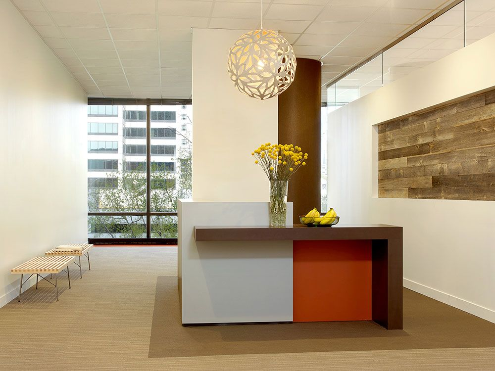 Bank Of America Fitness Center Designed By Nehring Design Interior Design  And Architecture Saint Louis,
