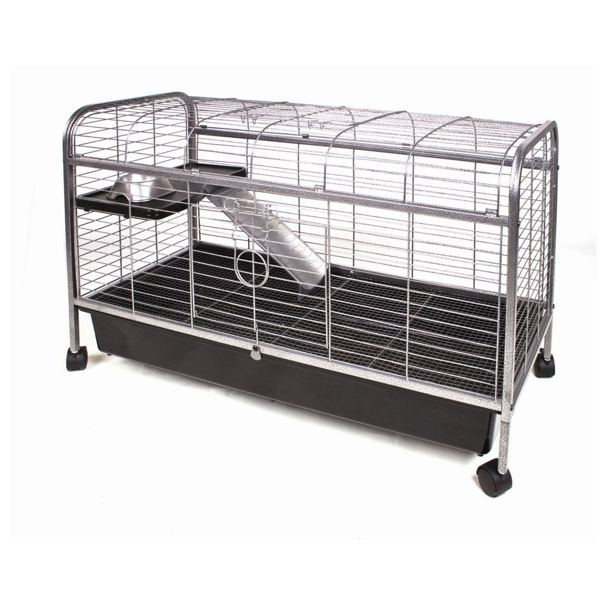 Living Room Series Rabbit Cage With Pull Out Pan. For dwarf rabbits ...