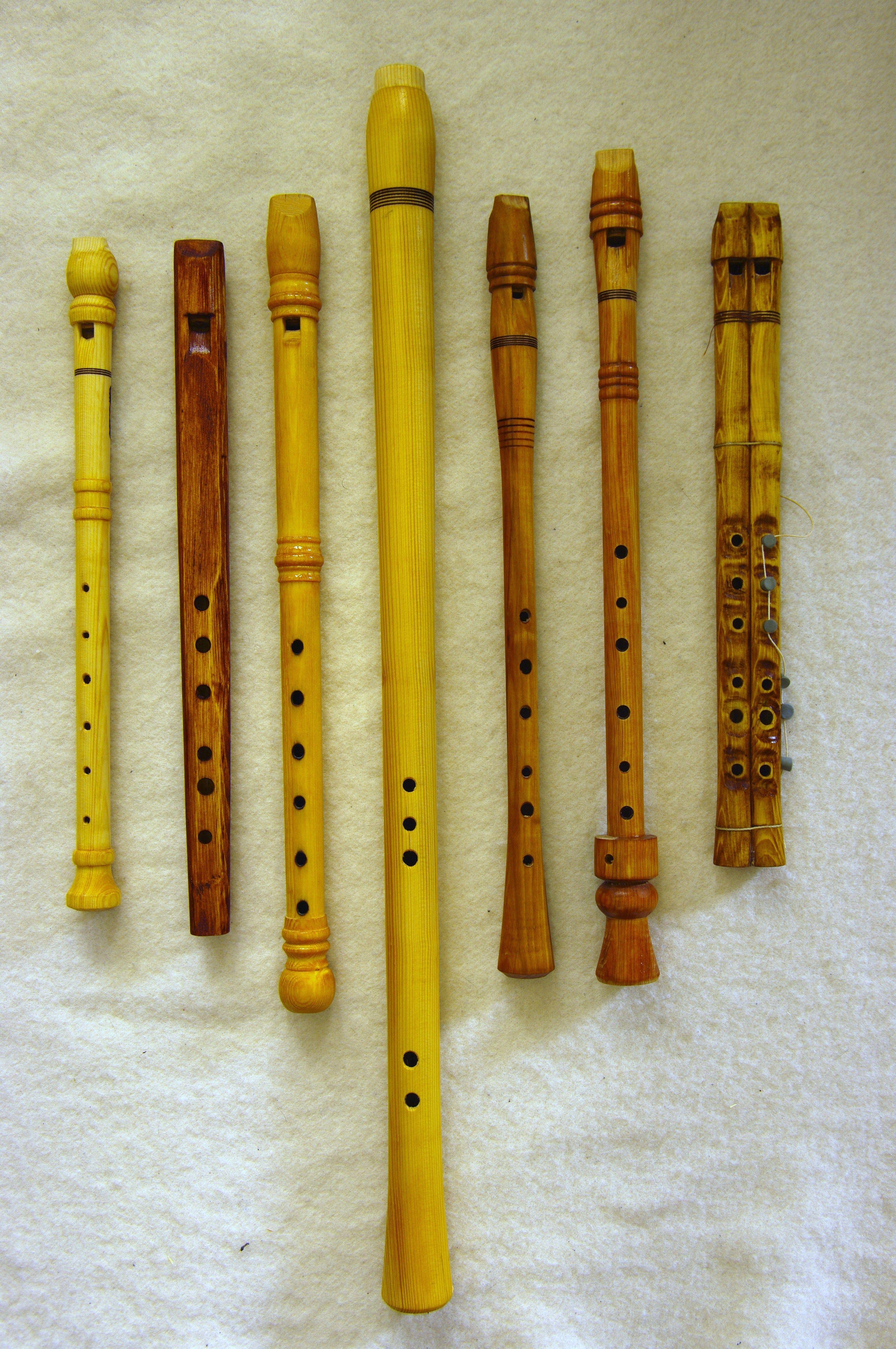 Gunnar Stenmark Maker Of Wooden Whistles Whistle Oboe Musical
