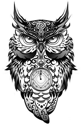 pin by roxanne middleton on owls pinterest owl tattoo and tatoo rh pinterest com tribal owl tattoo colour tribal owl tattoo on back