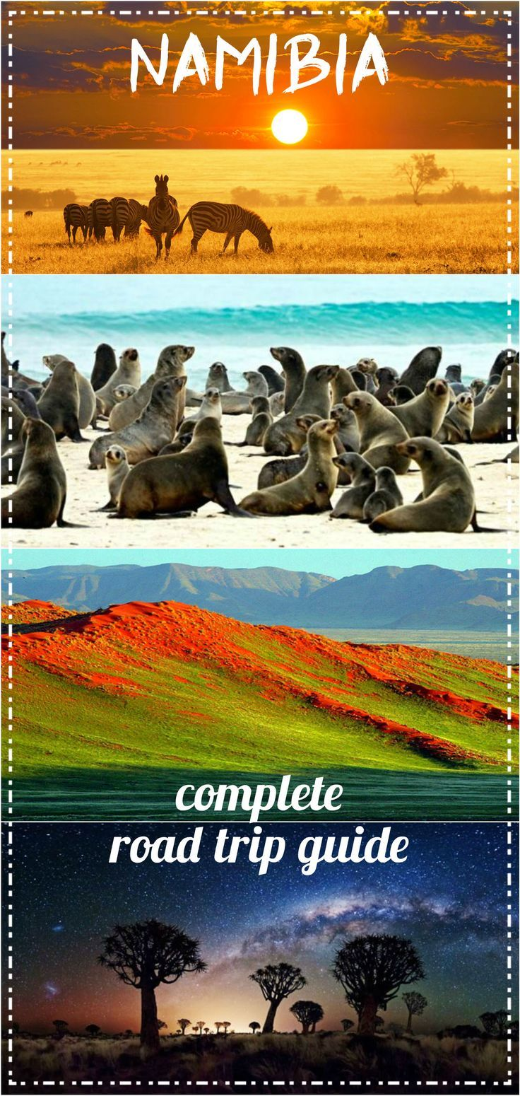 Chutes Victoria: Complete 30-day Namibia Road Trip Itinerary. From Fish