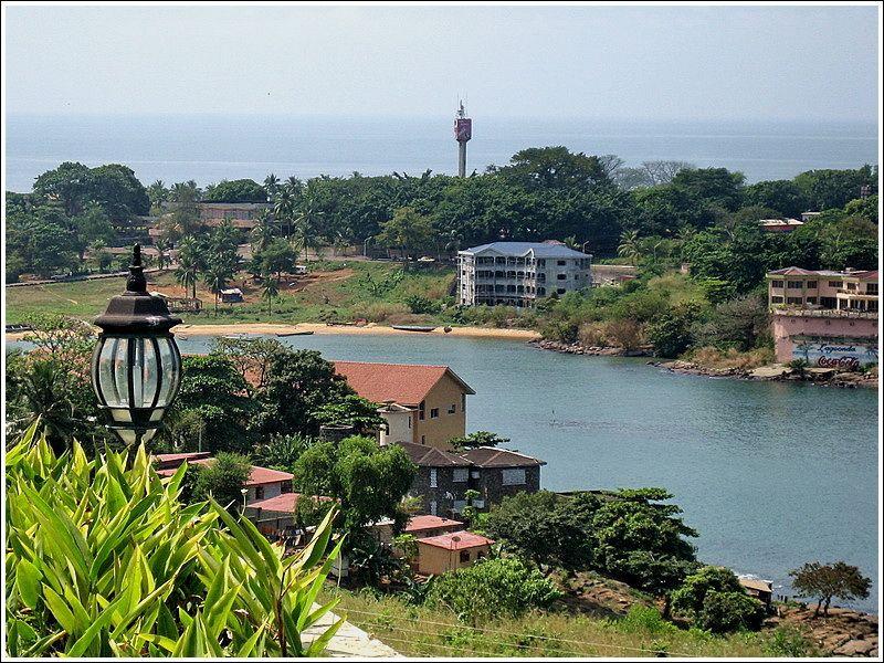 Aberdeen River - Freetown, Western- Sierra Leone