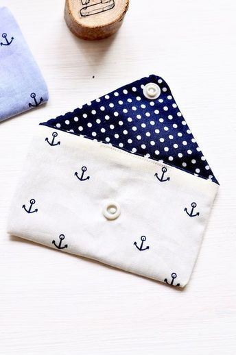 Costura de bolsos pequeños: instrucciones de Miss Homemade
