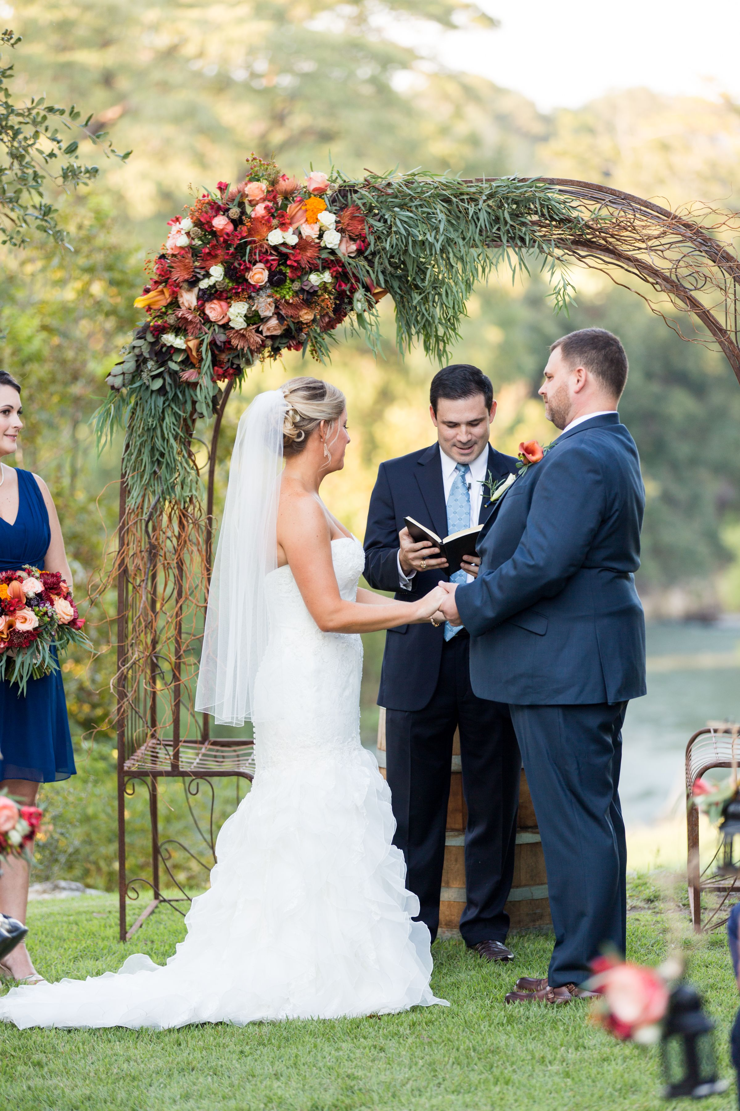 The Texas hill country wedding, Hill country wedding venues