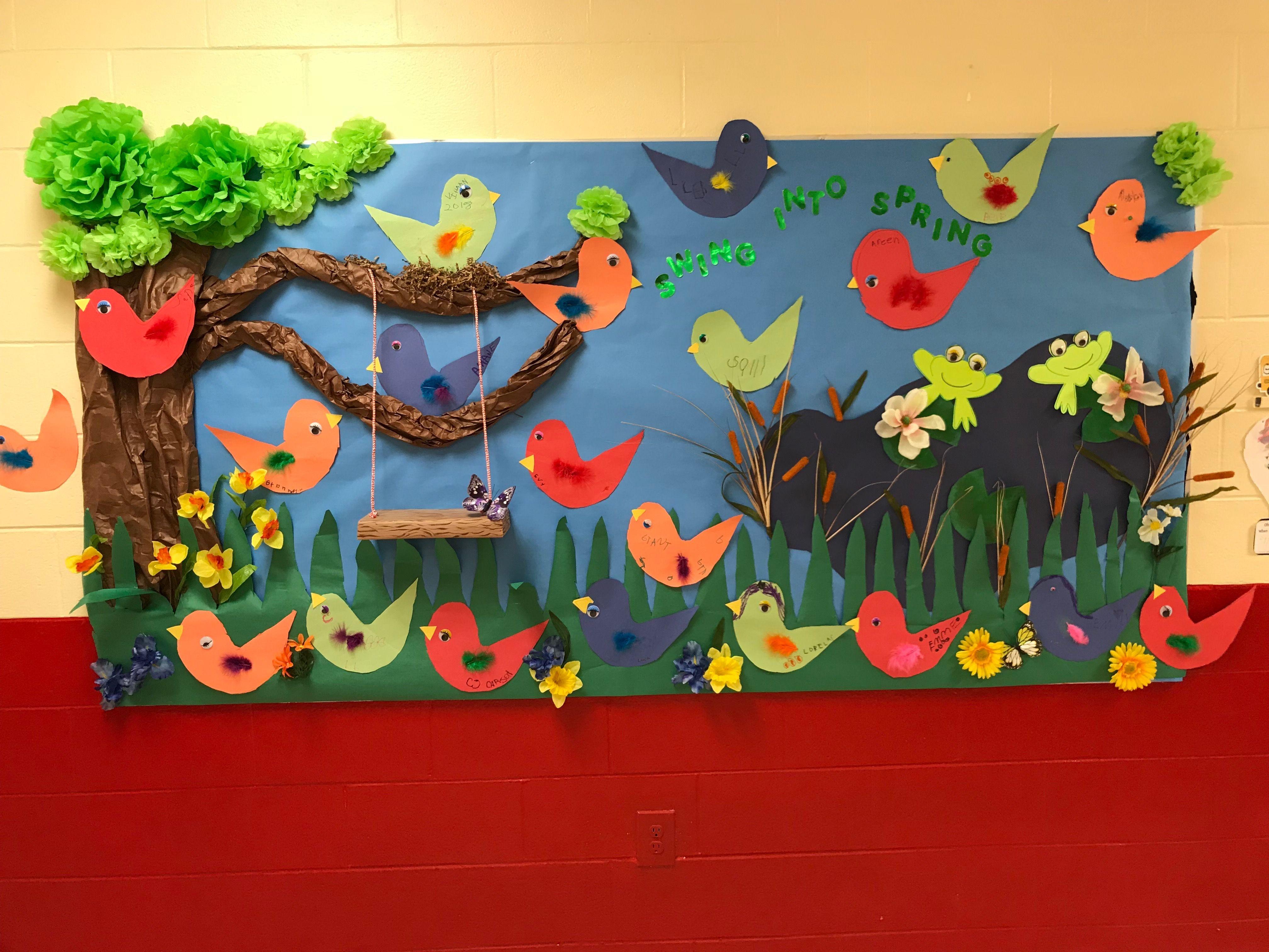 Open Day School Board Decoration Preschool Classroom Decor