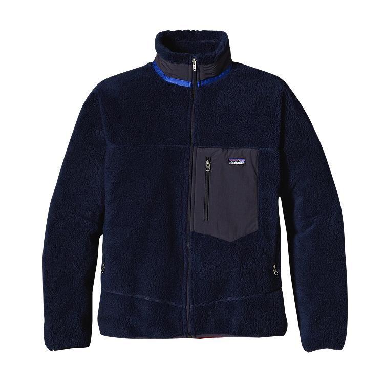 Patagonia Men S Classic Retro X Windproof Fleece Jacket