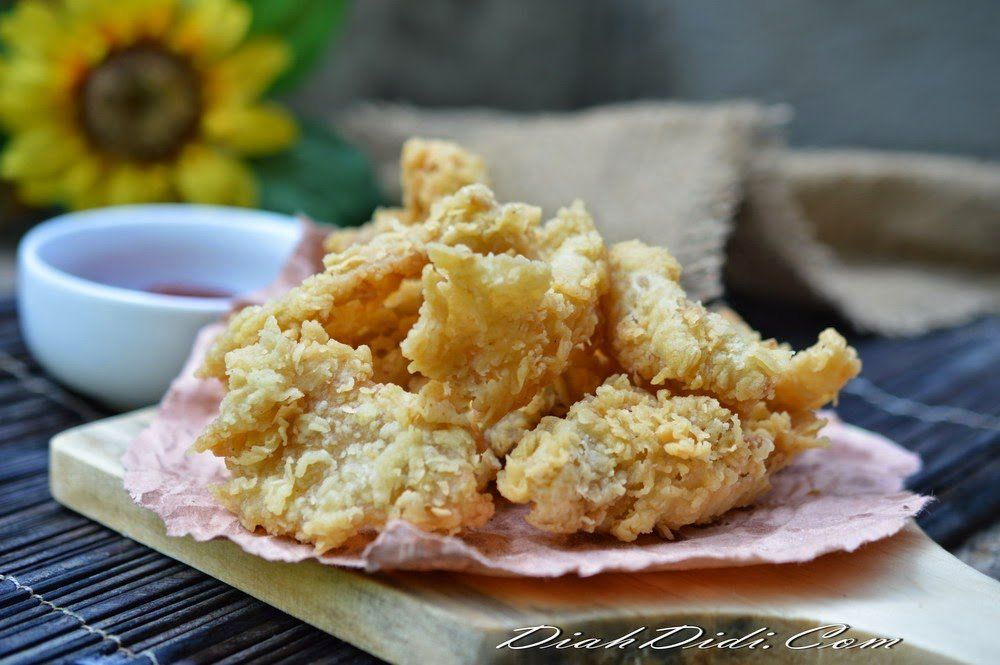 Lauk Serba Kriuk Serba Crispy By Diah Didi S Kitchen Resep Makanan Resep Makanan Camilan