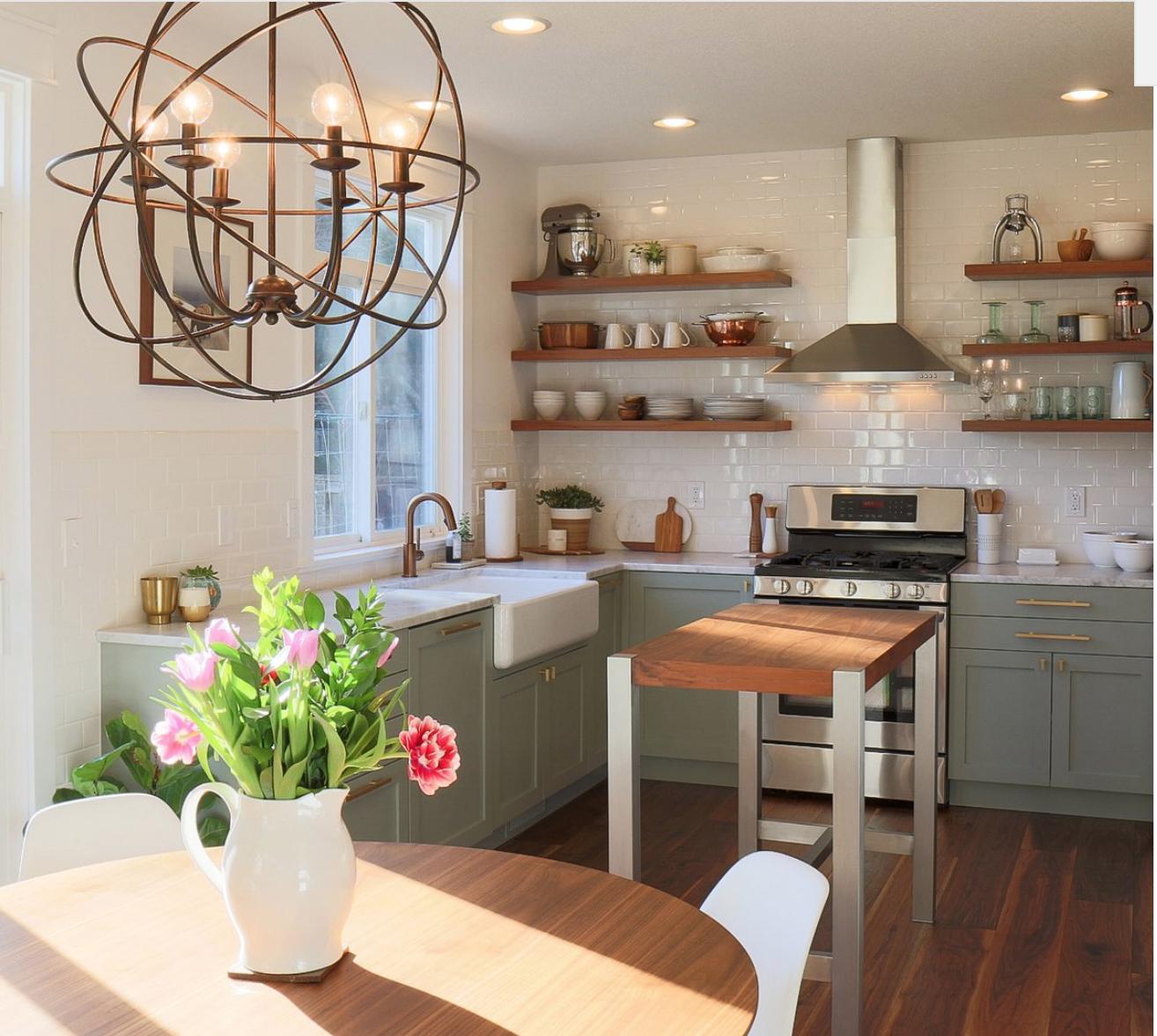 Pin by Jordan Klein on Kitchen Kitchen room design, Diy
