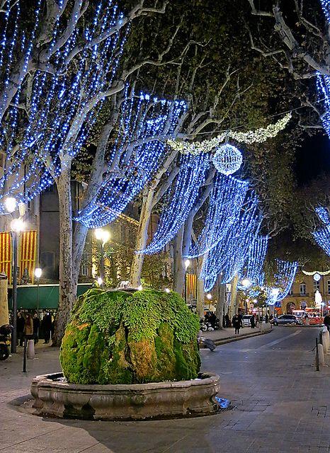 Christmas in AixenProvence (avec images) Noel en