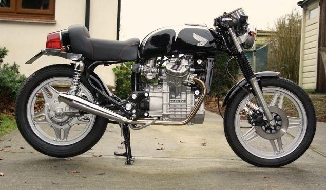 Honda CX500 By Cafe Racer Kits UK