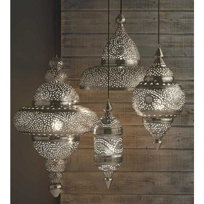 Theyu0027re Not Technically Outdoor Lights, But These Moroccan Hanging Lamps  ($198