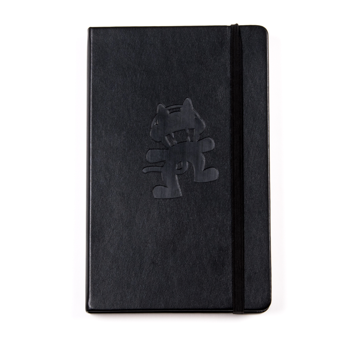 Monstercat - blank notebook https://shop.monstercat.com/products/monstercat-notebook-logo