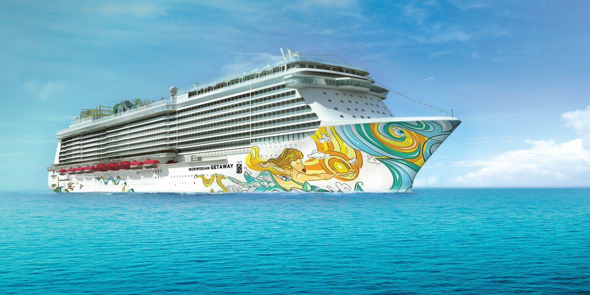 The Beautiful Cruise Ship In Sea Book Now Journeycook