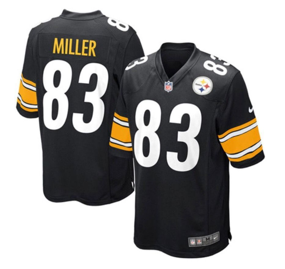 New Pittsburgh Steelers Heath Miller #83 NIKE Youth Boy's S Small (8  hot sale