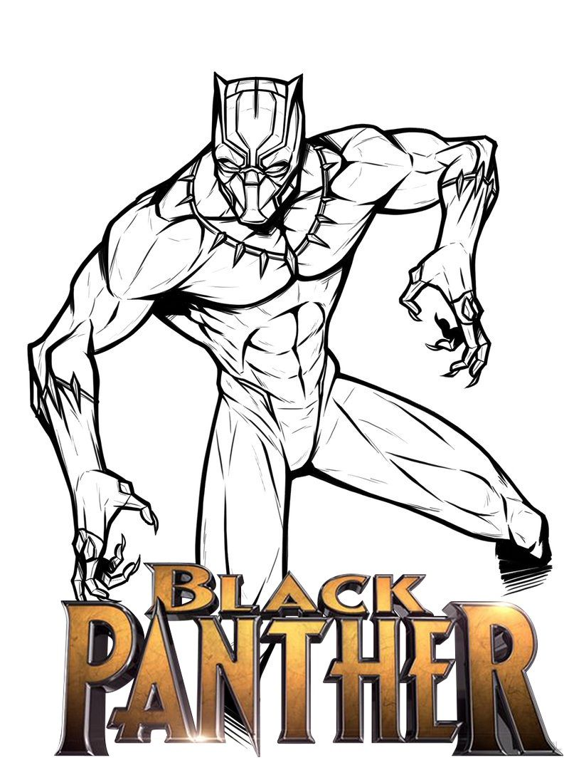 Black Panther Movie Coloring Picture In 2021 Black Panther Coloring Page Black Panther Coloring Black Panther Coloring Pages