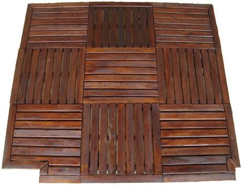 Pallet Deck Easy Temporary Deck That Could Be Moved I