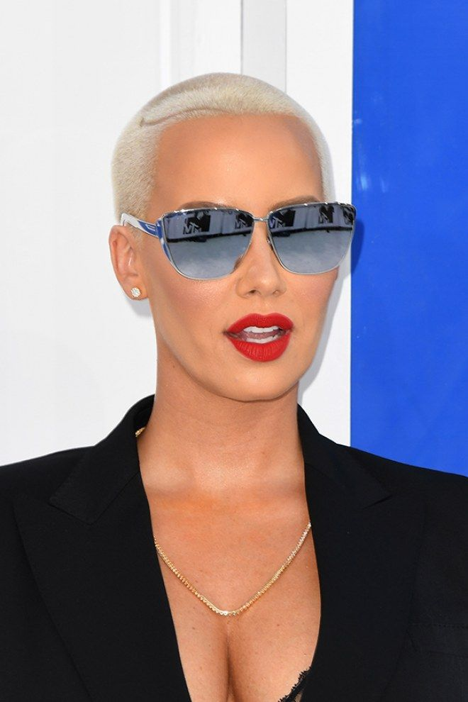 Amber Rose New Haircut : amber, haircut, Amber, Short, Black, Haircuts,, Styles,, Style