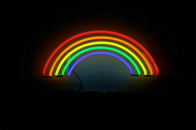 Black Rainbow Header Curleymariah Headers Rainbow Rainbow
