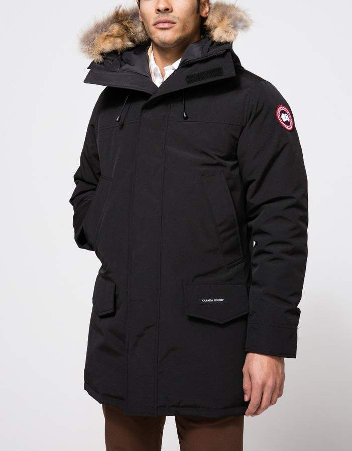 23435b748db Langford Parka in Black in 2019 | Products | Parka, Canada goose ...