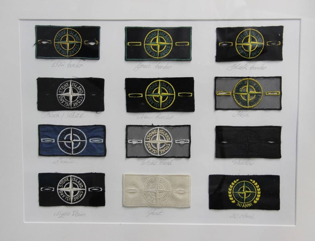 99e379f6803600 Stone Island patch Size one size - Periodicals for Sale - Grailed ...