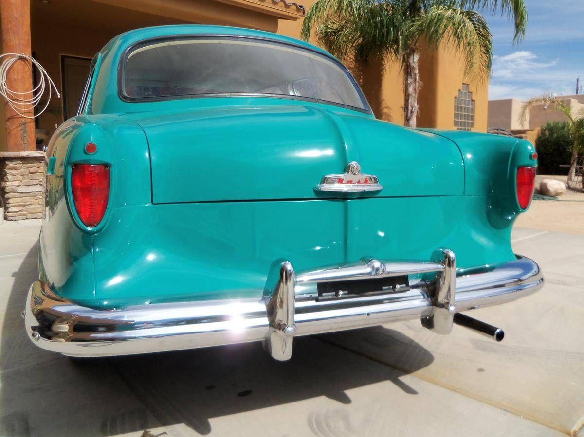 1954 Nash for sale #1926765 - Hemmings Motor News | Kaiser ,Plymouth ...