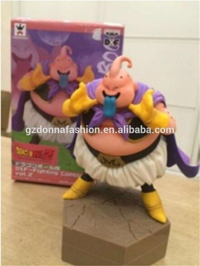 Dragon Ball Z Majin Buu Action Figure Majin Buu Doll PVC ACGN figure Garage Kit Toy Anime 12CM, View Action Figures, donnatoyfirm Product Details from Guangzhou Donna Fashion Accessory Co., Ltd. on Alibaba.com