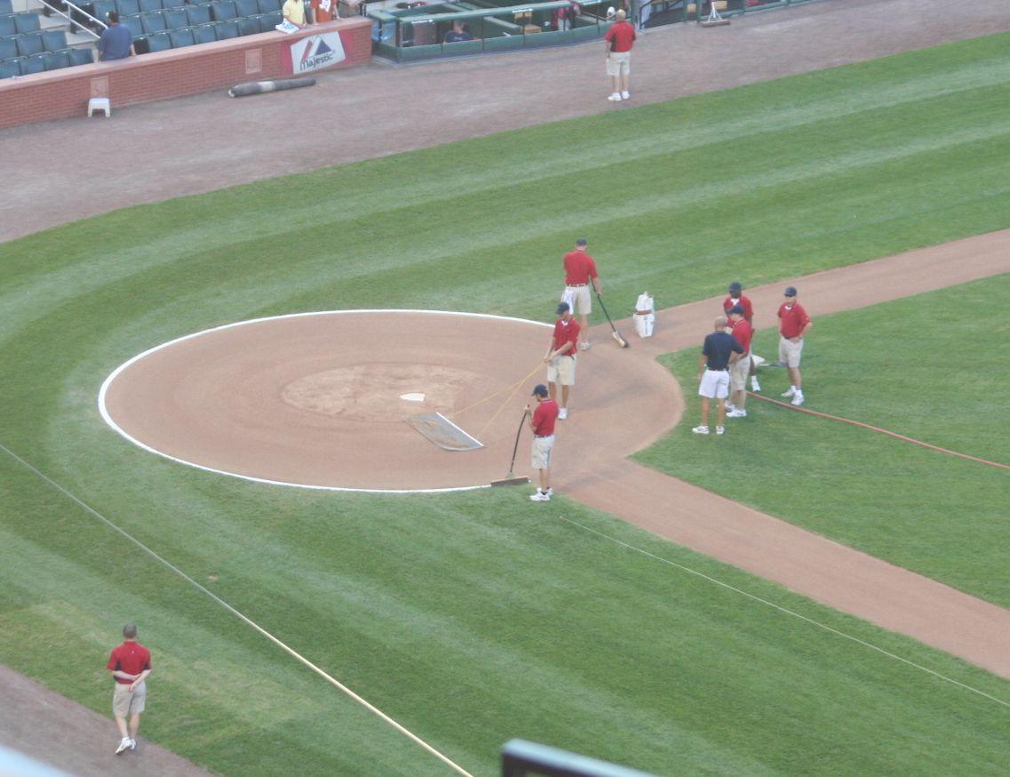 Who Knows How To Draw The Batters Box Busch Stadium St Louis Busch Stadium Baseball Field Stadium