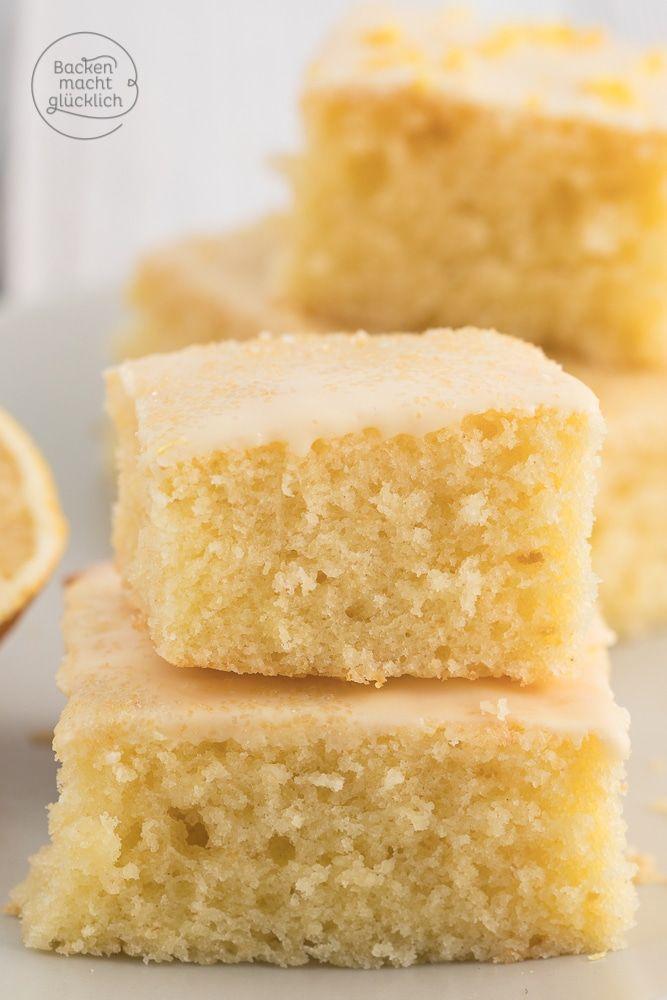 Receita do bolo do limão