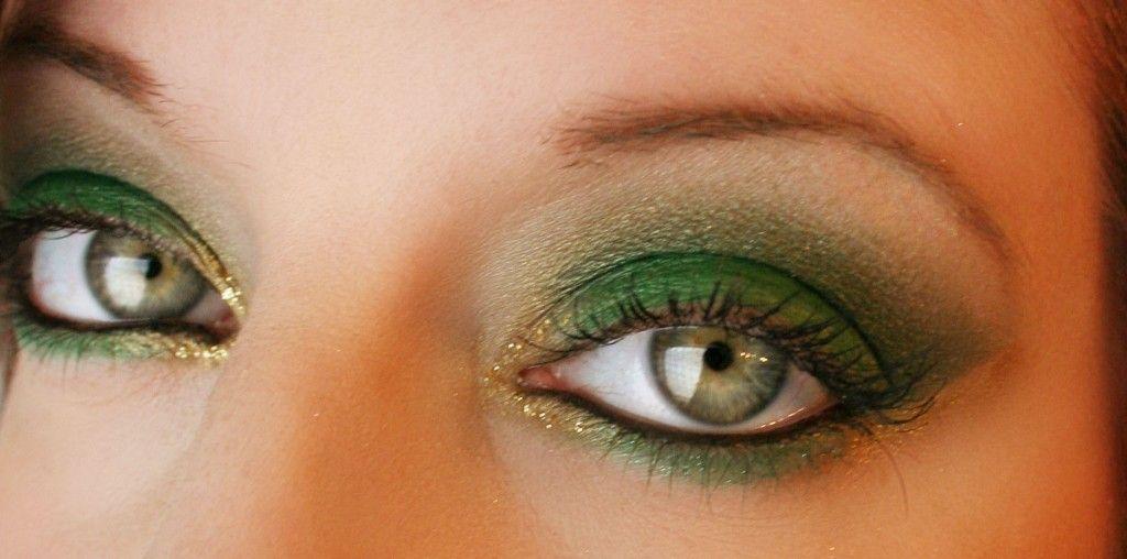 Luck of the Irish Makeup Tutorial Makeup, Makeup geek
