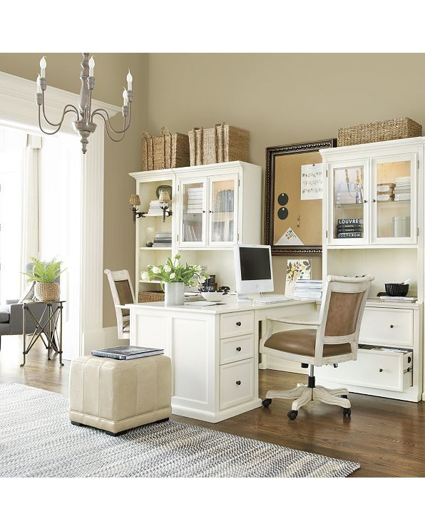 Kingston Desk Chairleat Chairs Seating Ballard Designs