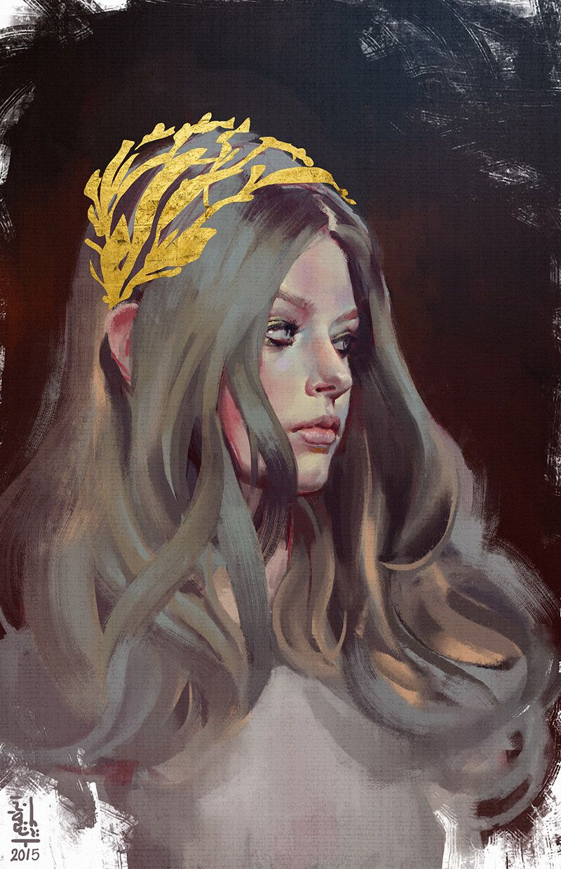 -- Share via Artstation iOS App, Artstation © 2016