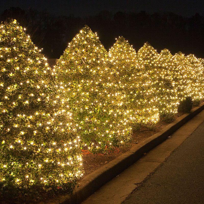 Net Lights Installation Guide Christmas Lights Etc Christmas Light Installation Outdoor Christmas Lights Outdoor Christmas