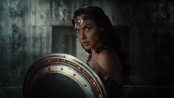 Resultado de imagen para wonder woman justice league 2017