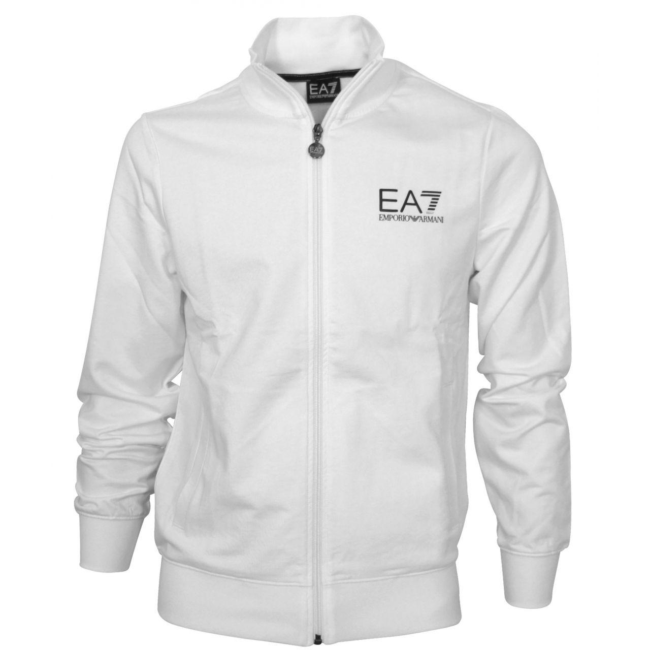 Veste ea7 blanche