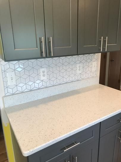 Home Depot Kitchen Wall Cabinets Merola Tile Metro Rhombus Glossy White 10-1/2 In. X 12-1/8