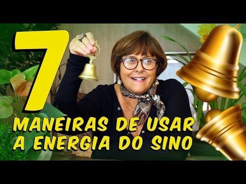 7 maneiras de usar A Energia do Sino - YouTube