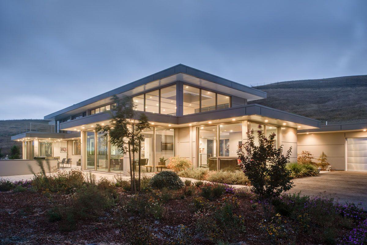 Steel Framed Houses - Modern Homes - Architectural Design ...