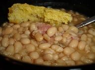 Photo of White Bean Soup with Ham