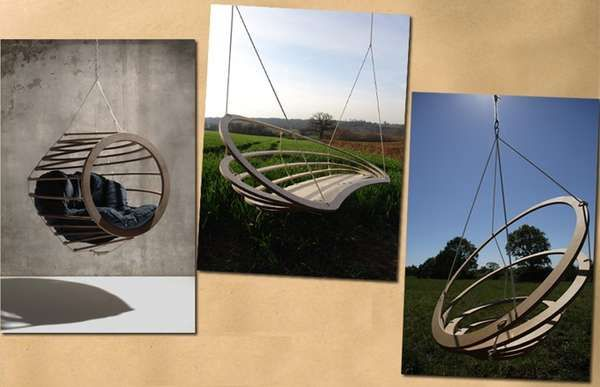 Genial Suspended Pod Furniture   Hanging Chairs Collection (GALLERY)