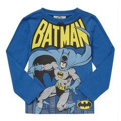 BATMAN ~ Blue T-Shirt