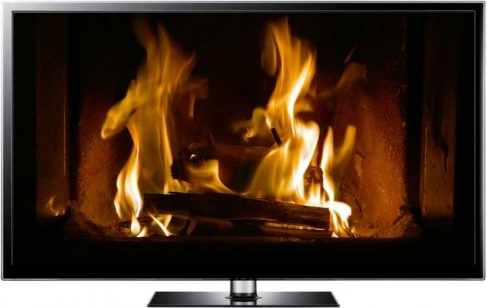 brass fireplace video and screensaver only at uscenes com rh pinterest com