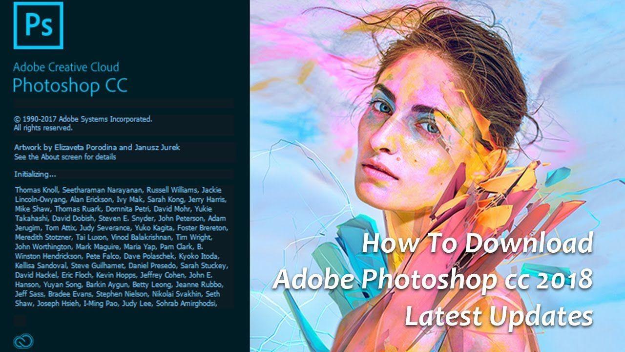 Adobe photoshop cc 2018 tutorial how to download photoshop cc adobe photoshop cc 2018 tutorial how to download photoshop cc latest v baditri Images