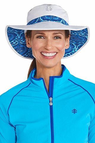 0332de1c083 Women s Chlorine Resistant Bucket Hat UPF 50+