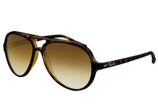 RB4125 - 710/51 | CATS 5000    Frame: shiny avana  Lens:Brown  $380000