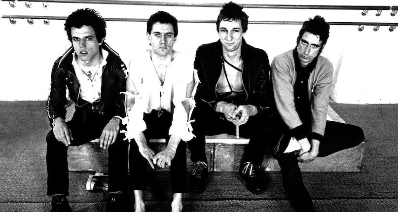 Ramshackle (and exciting) early Wire tunes that didn't ...