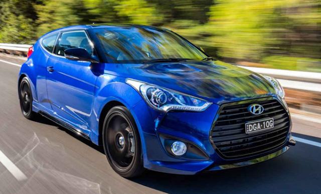 2018 Hyundai Veloster Turbo Specs Redesign Rumors