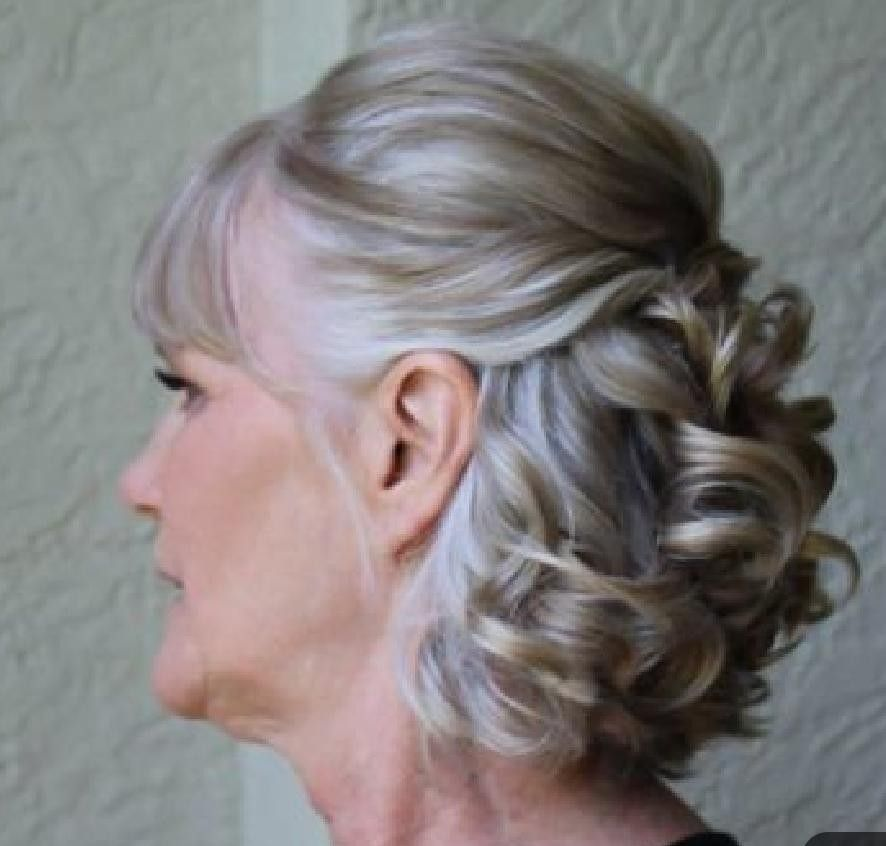 Pin On Mother Of The Groom Hair