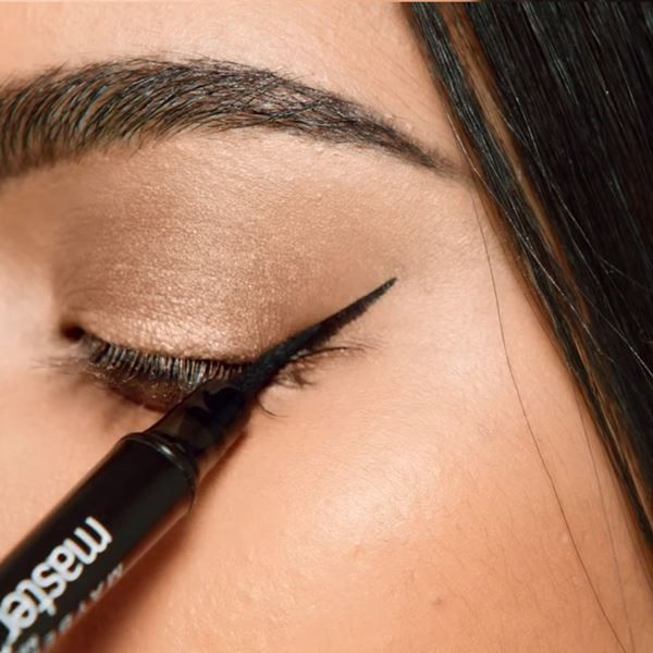 Our winged eyeliner tutorial video will show you how to apply wing eyeliner correctly and easily to