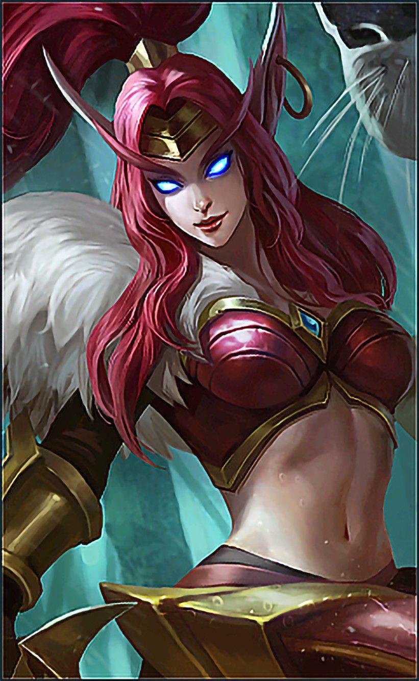 Irithel Jungle Heart Heroes Marksman Of Skins V2
