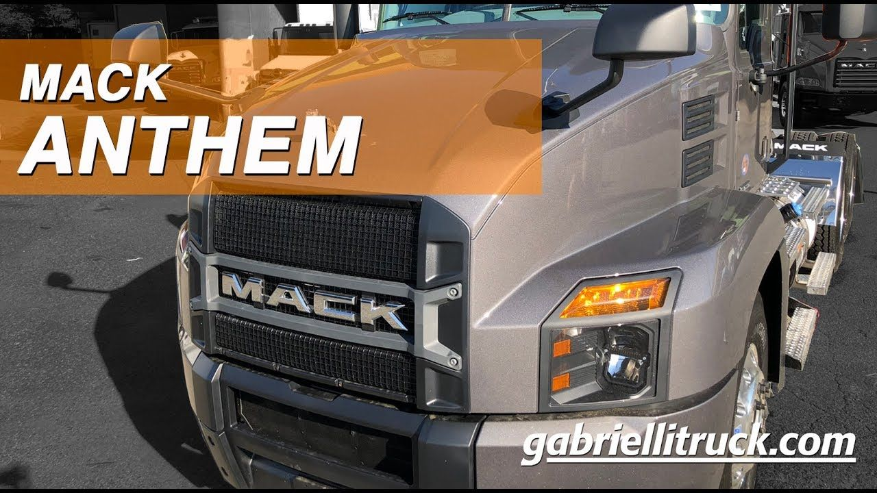 2019 Mack ANTHEM Semi Truck For Sale Near Me Semi trucks